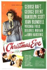 Christmas Eve 1947 DVD - George Raft / George Brent
